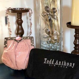 NWT Elegant Vintage Todd Anthony Bag